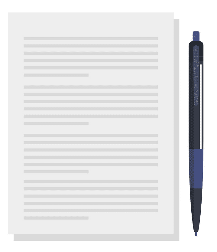 Paper and Pen clipart free download