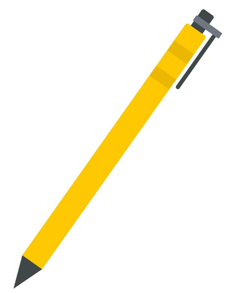 Pen clipart for kids