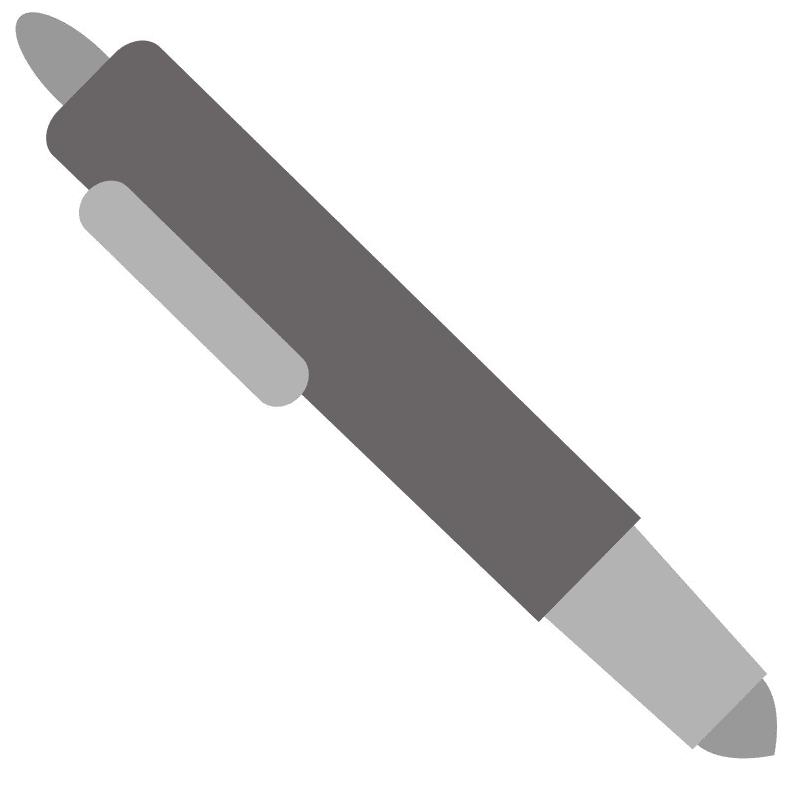 Pen clipart free picture