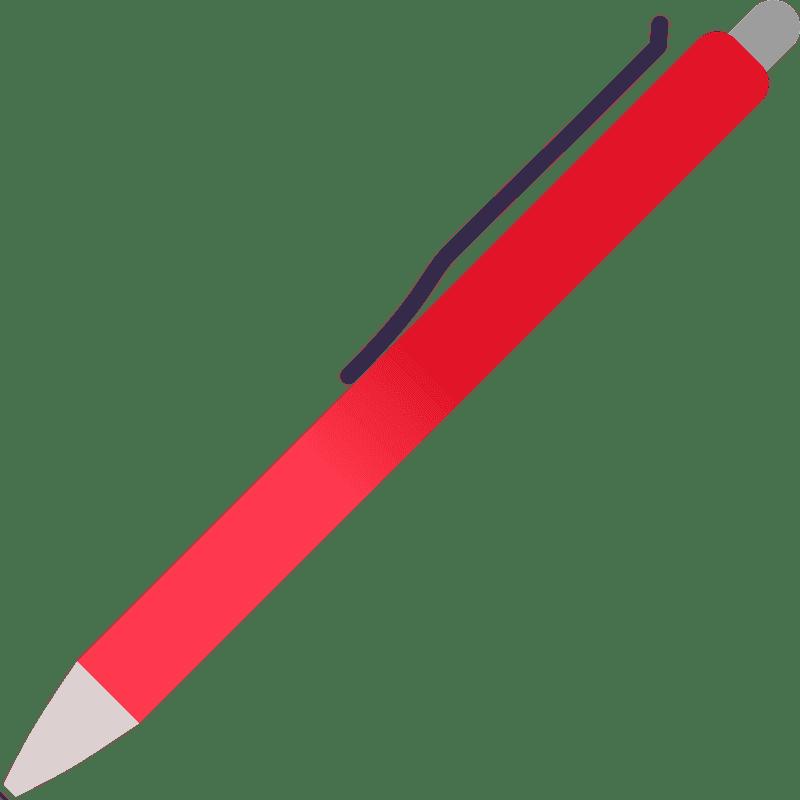 Pen clipart transparent 10