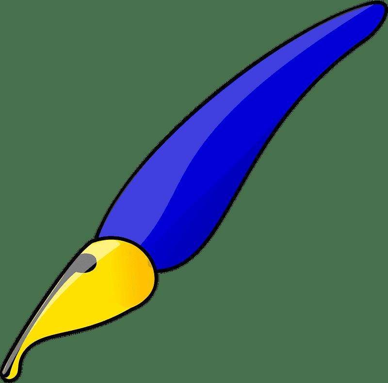 Pen clipart transparent 15