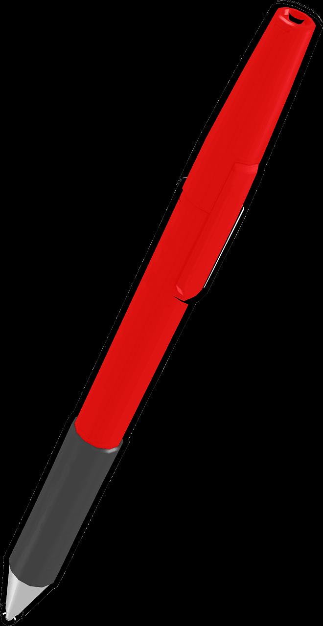 Pen clipart transparent 2
