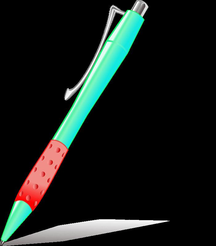 Pen clipart transparent 6