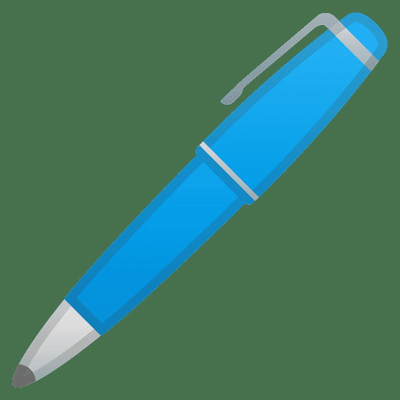 Pen clipart transparent background 6