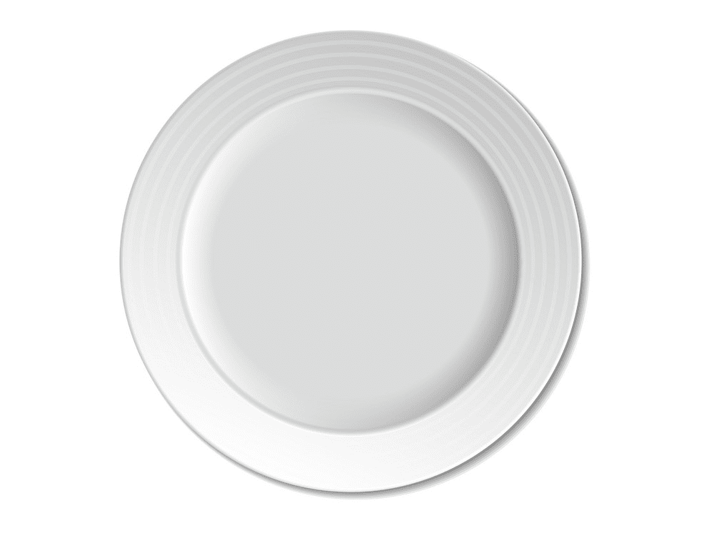 Plate clipart free images