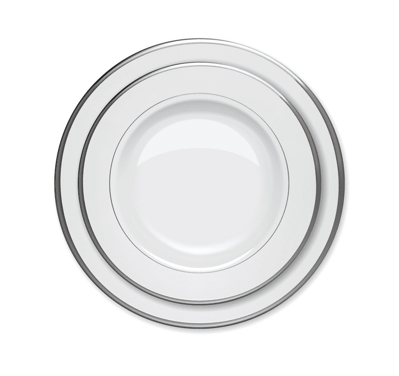 Plate clipart free picture