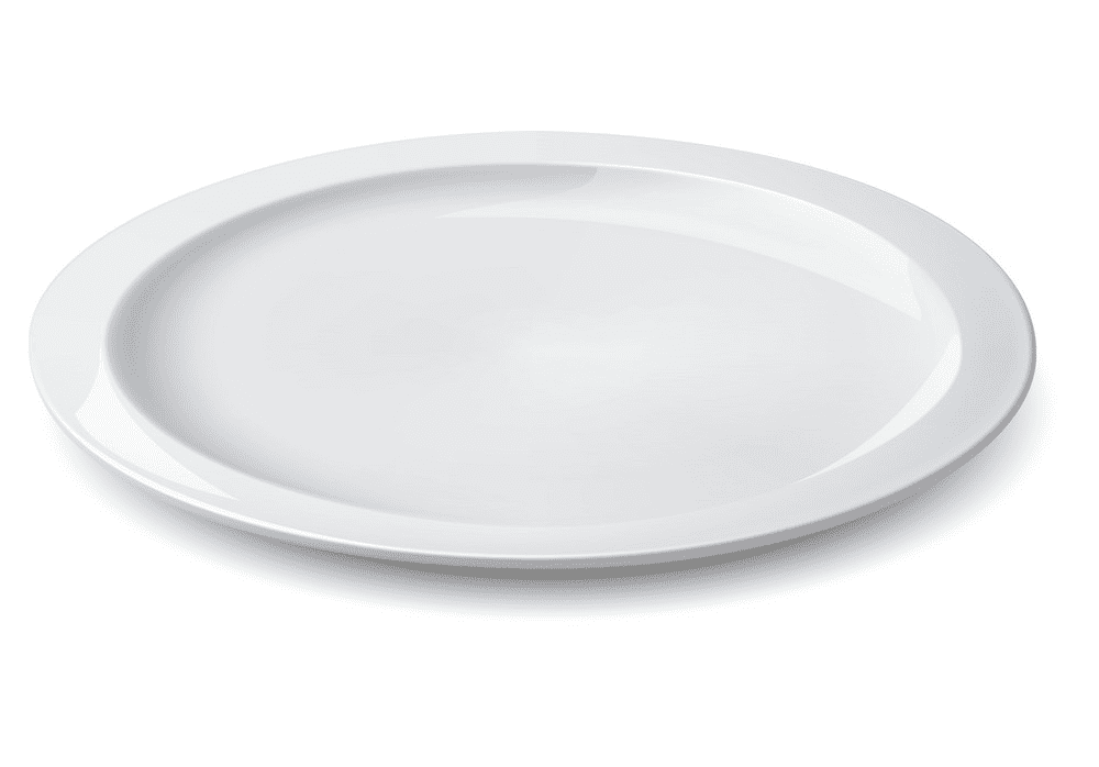 Plate clipart png free