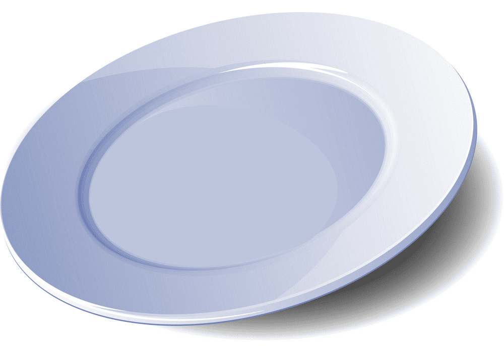 Plate clipart png image