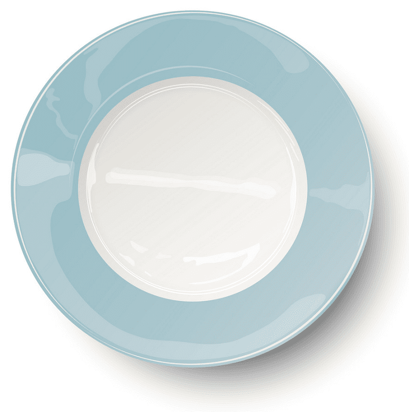 Plate clipart png