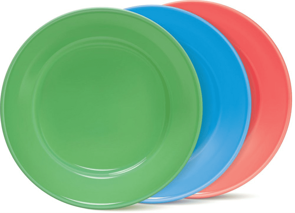 Plates clipart for free