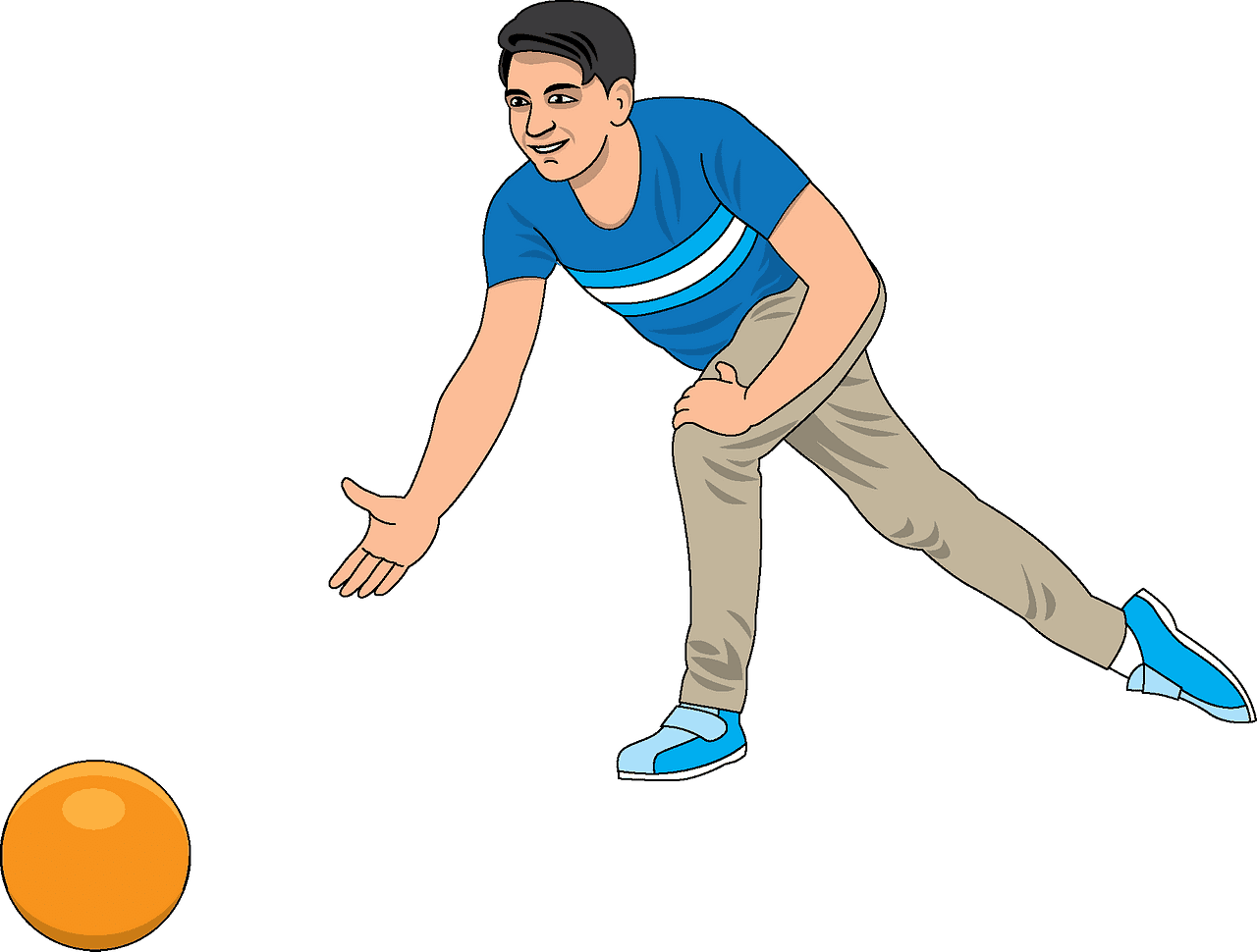Play Bowling clipart transparent 2