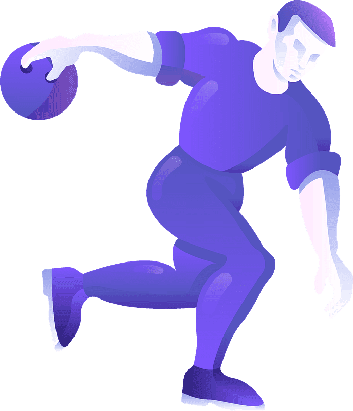 Play Bowling clipart transparent