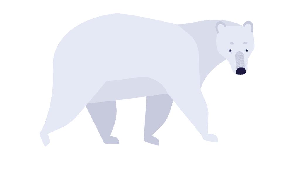 Polar Bear clipart 5
