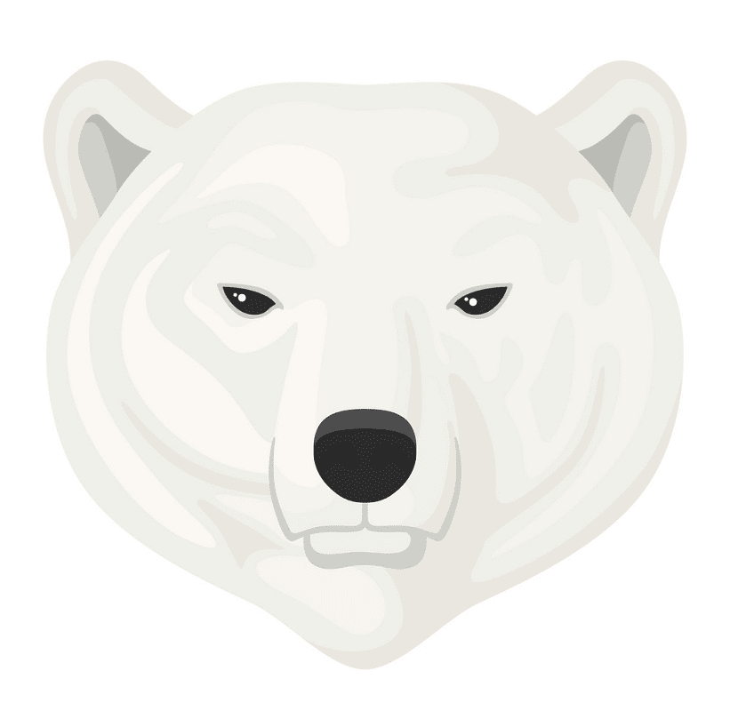 Polar Bear clipart free download
