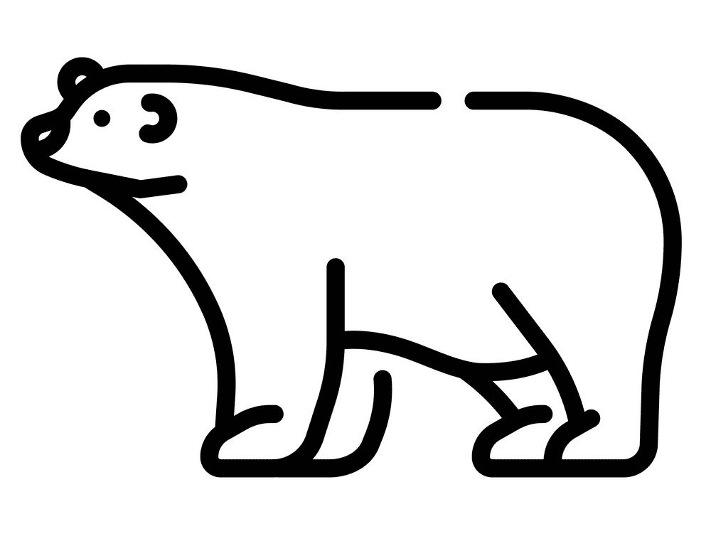 Polar Bear clipart png images