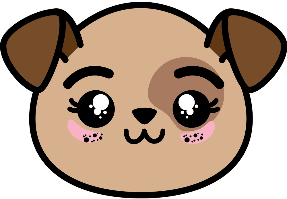 Puppy Face clipart png