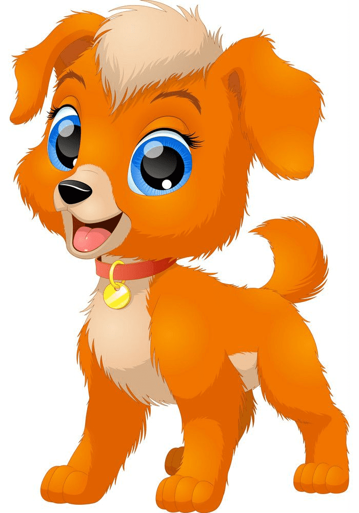 Puppy clipart 1