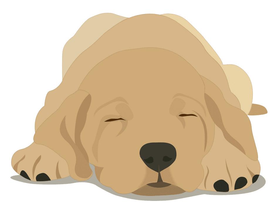 Puppy clipart 10