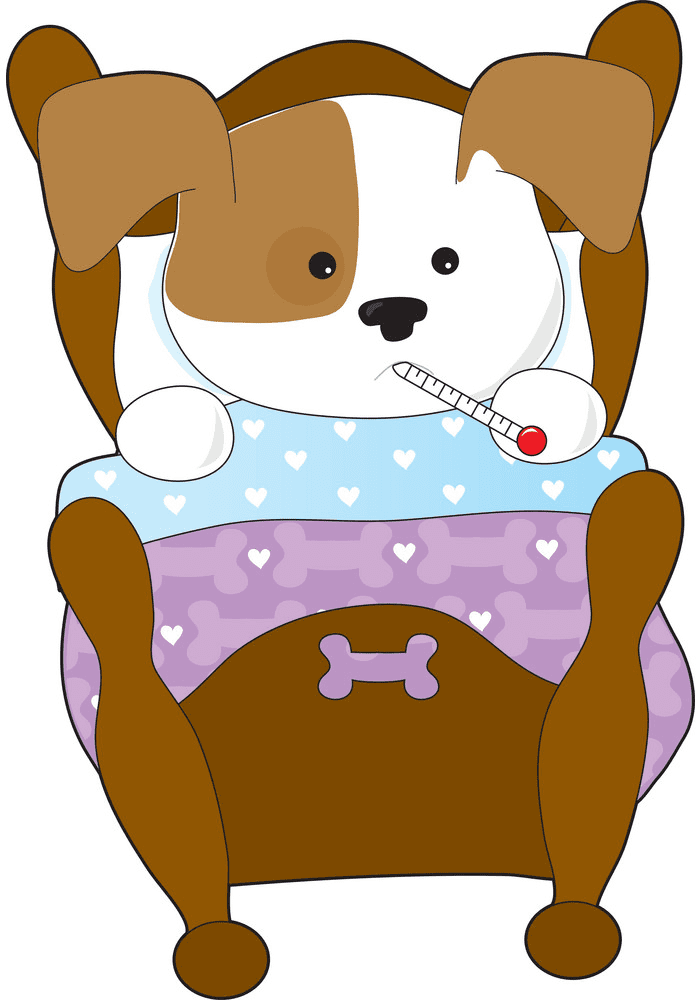 Puppy clipart 7