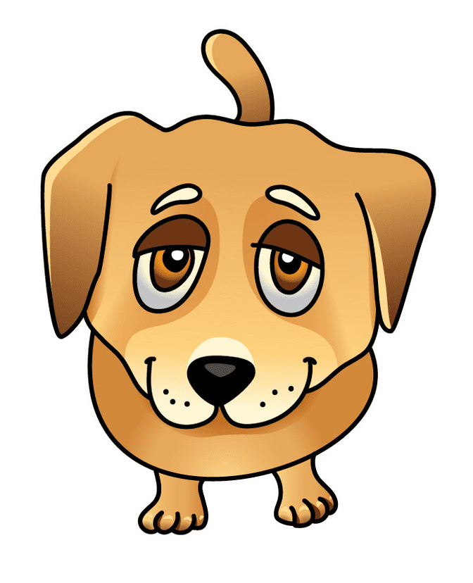 Puppy clipart free download