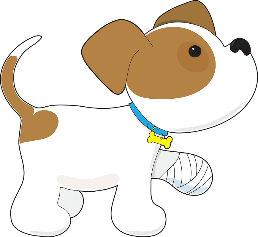 Puppy clipart free image
