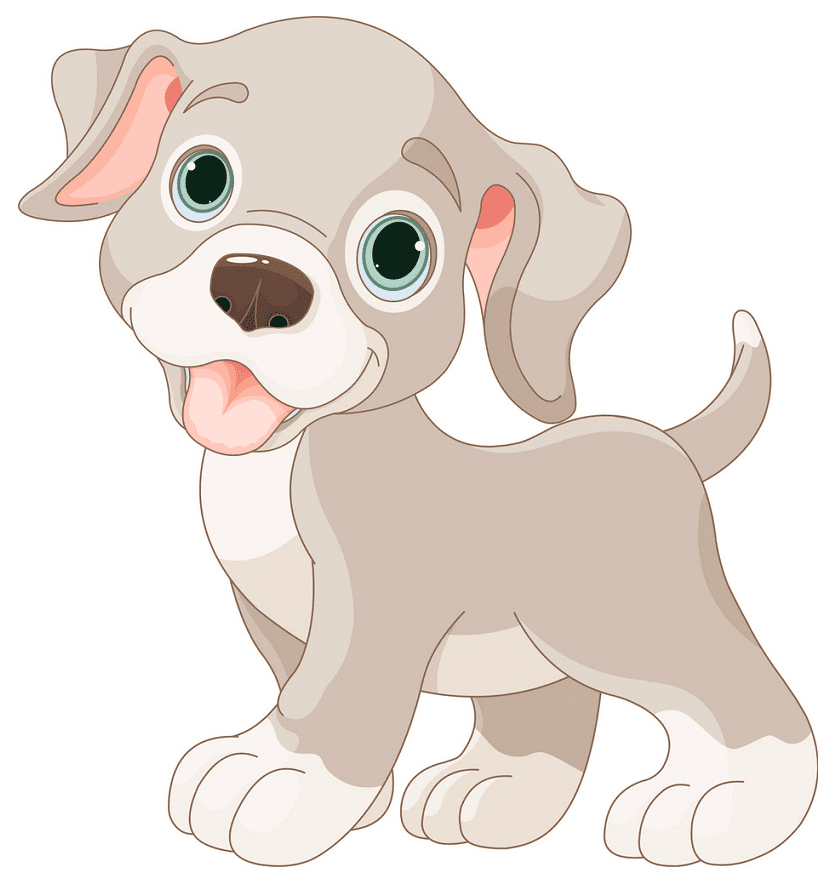Puppy clipart images