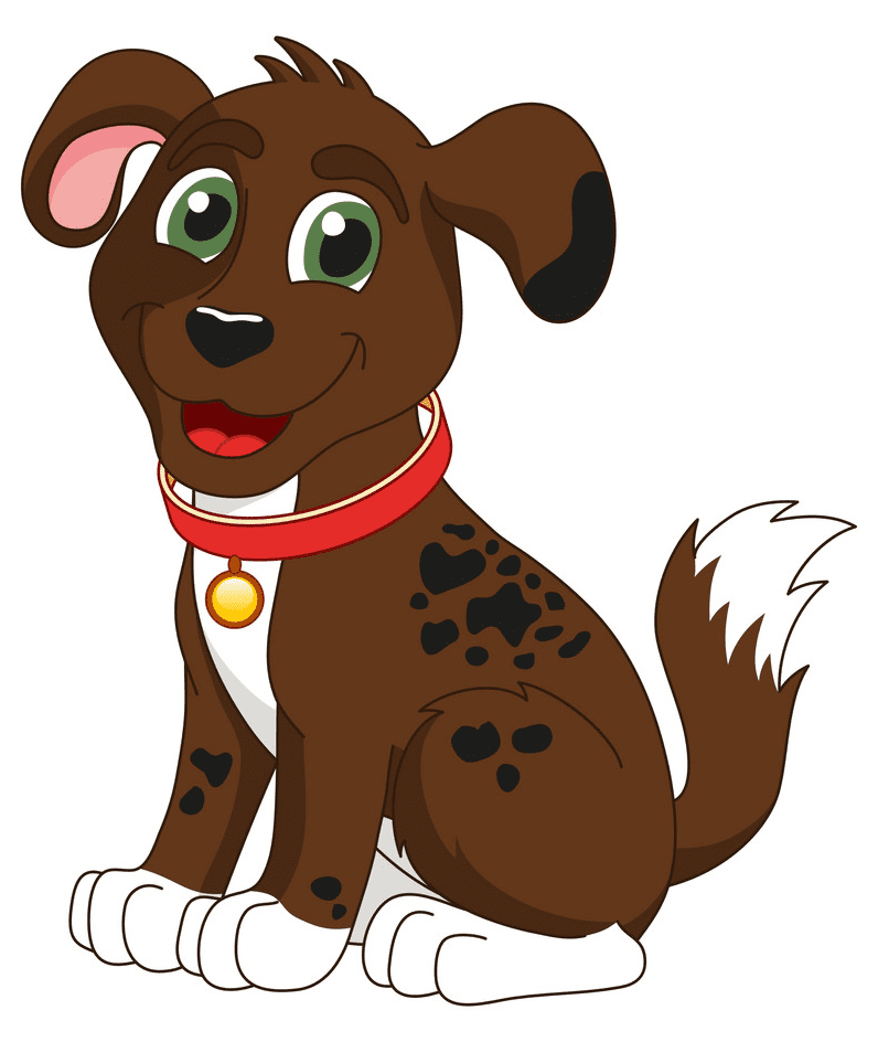 Puppy clipart png 1