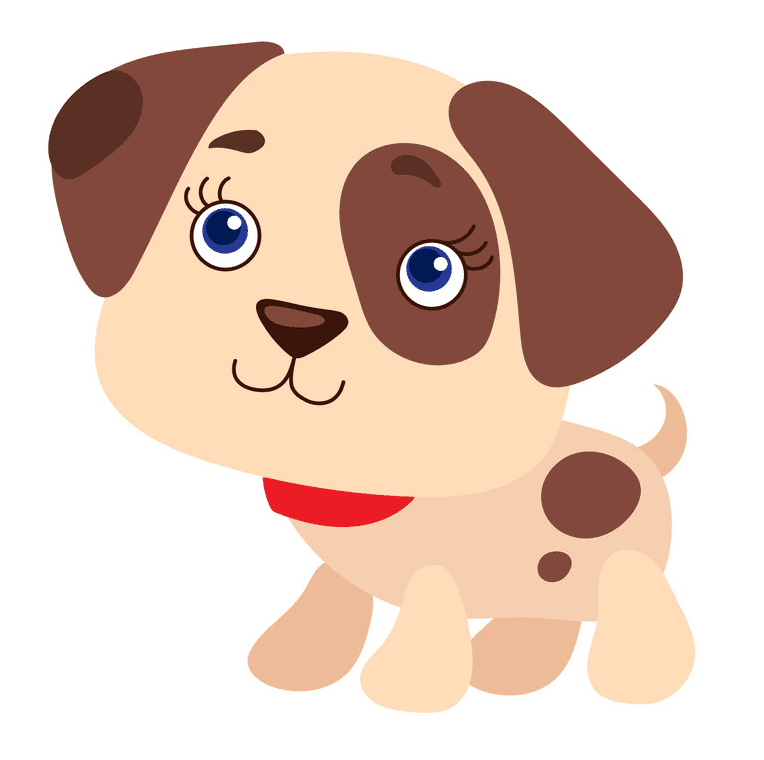 Puppy clipart png 5