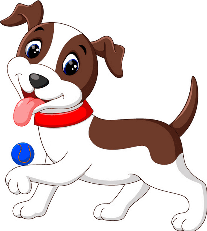 Puppy clipart png 6