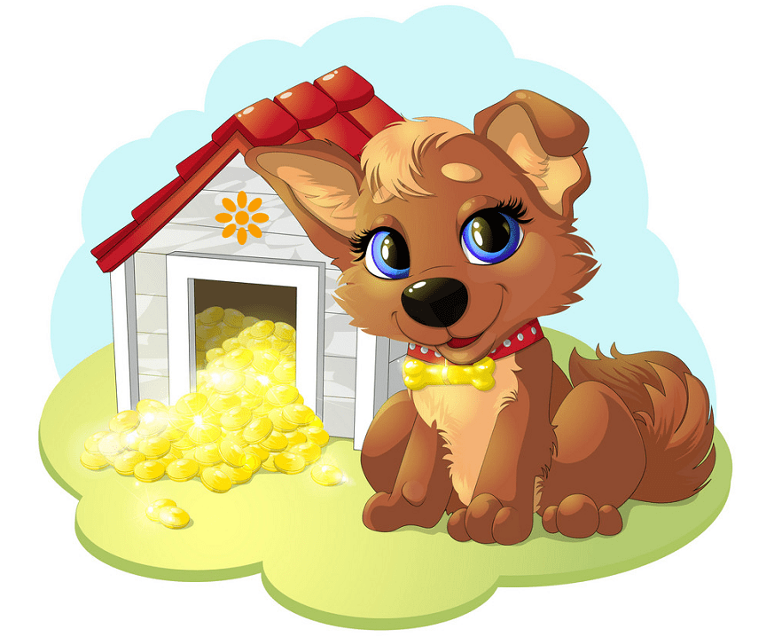 Puppy clipart png 8