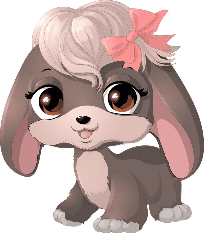 Puppy clipart png 9