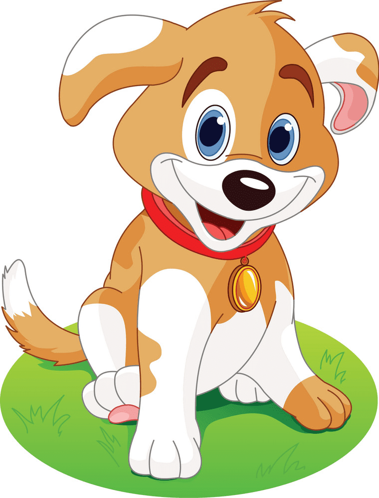 Puppy clipart png image