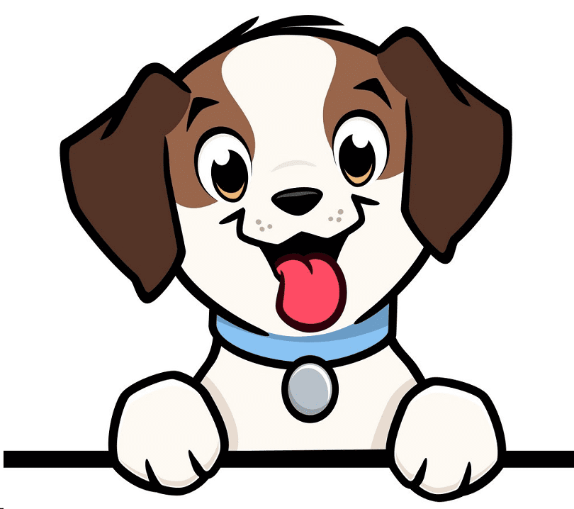 Puppy clipart png picture