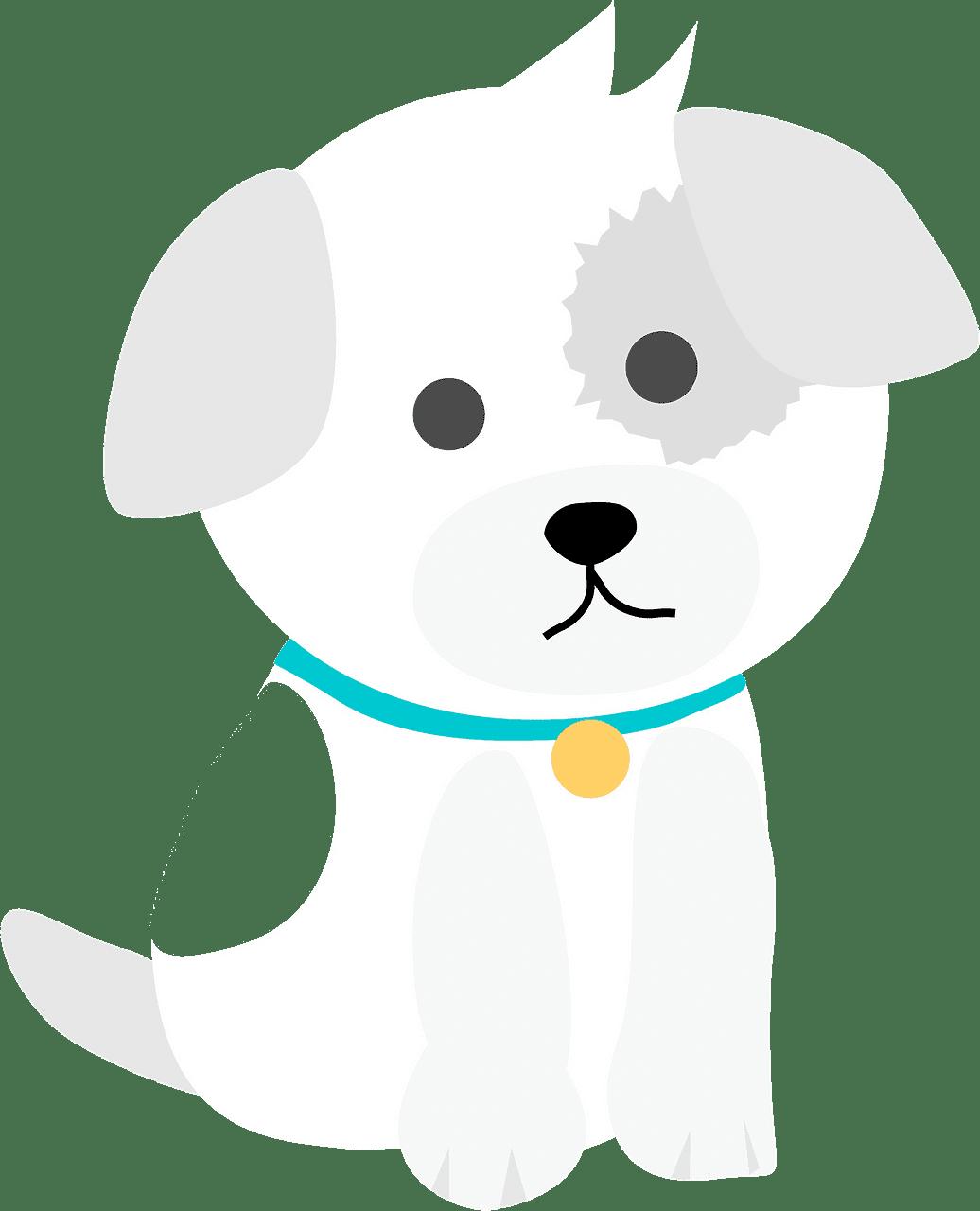 Puppy clipart transparent 10