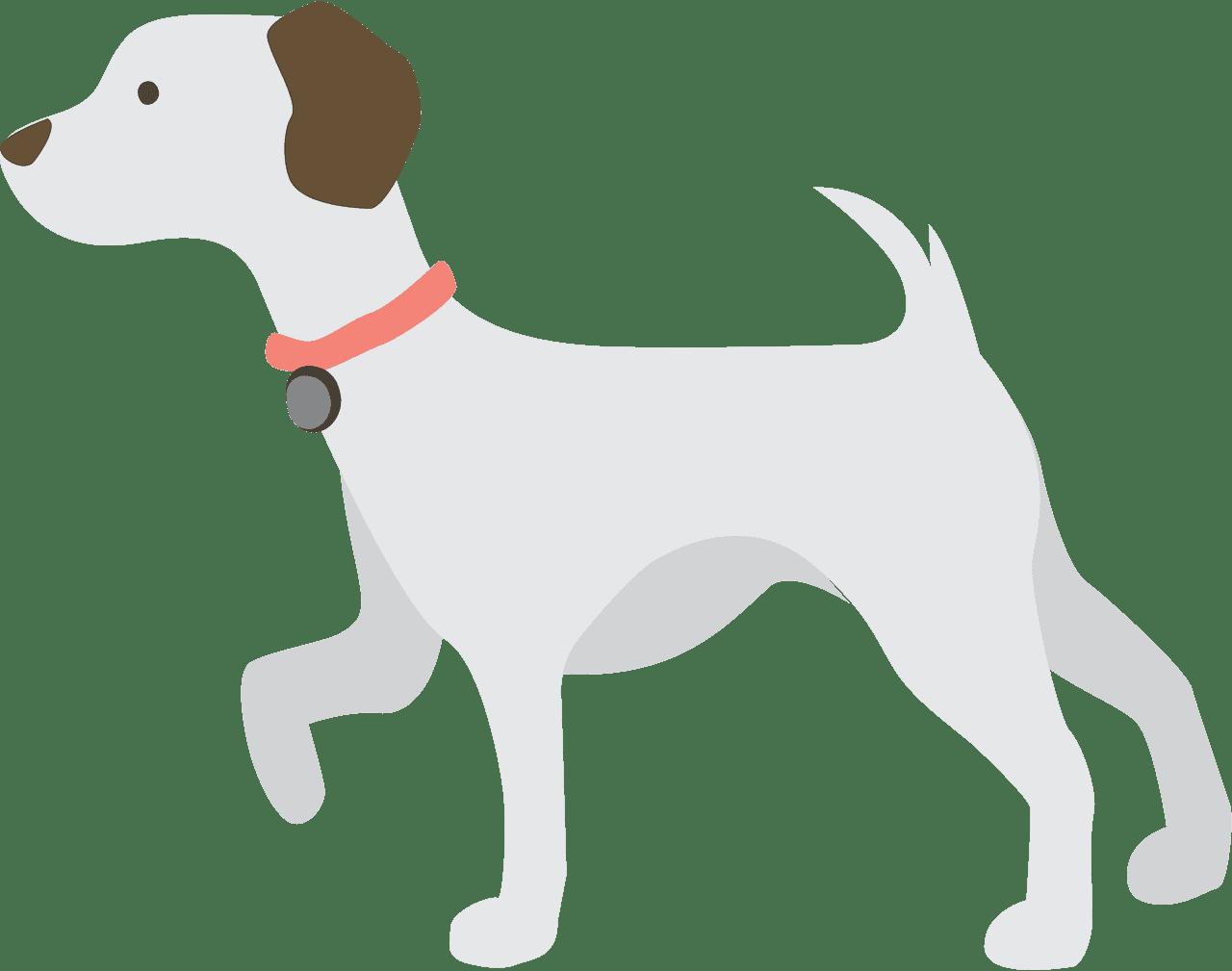 Puppy clipart transparent 6