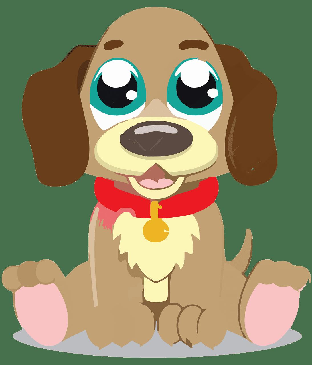 Puppy clipart transparent images