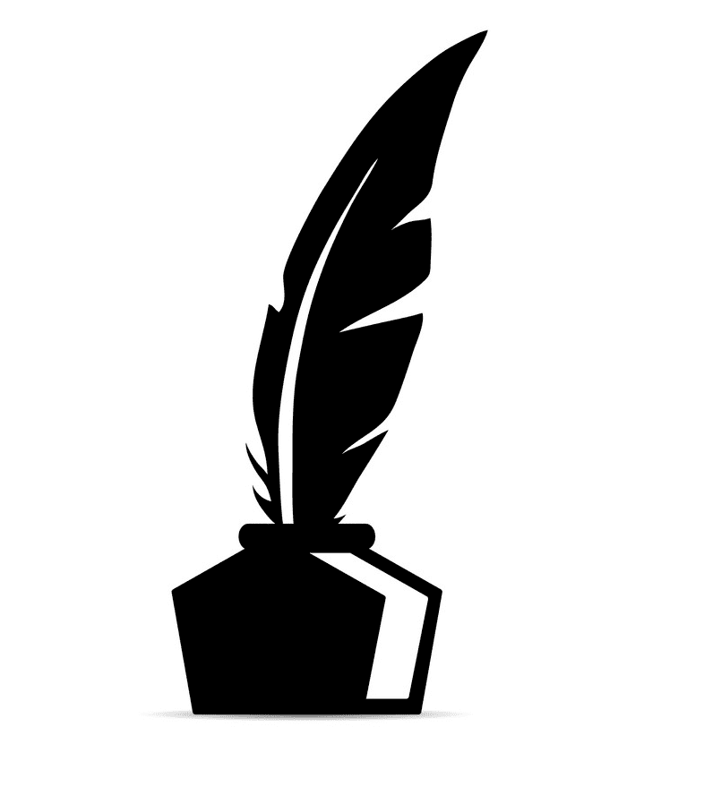 Quill Pen clipart for free