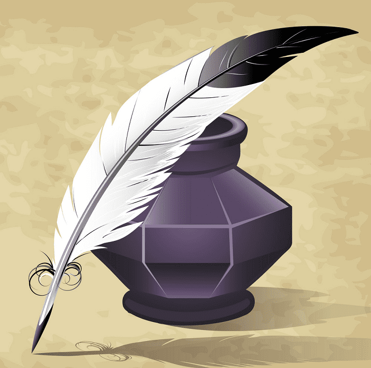 Quill Pen clipart picture
