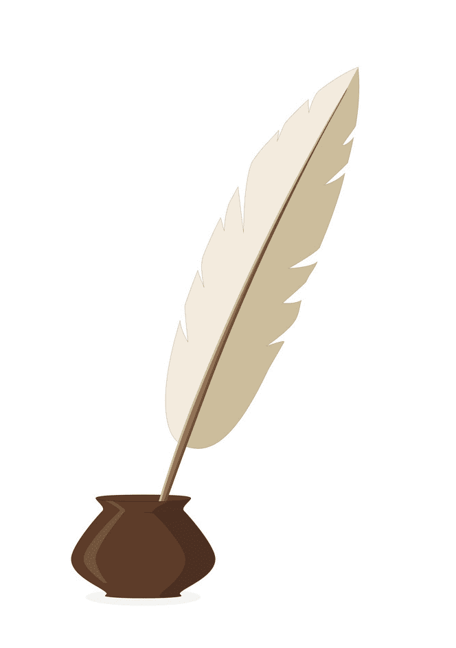Quill Pen clipart png