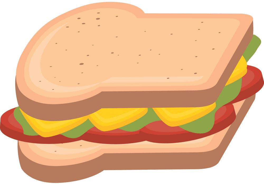 Sandwich clipart download