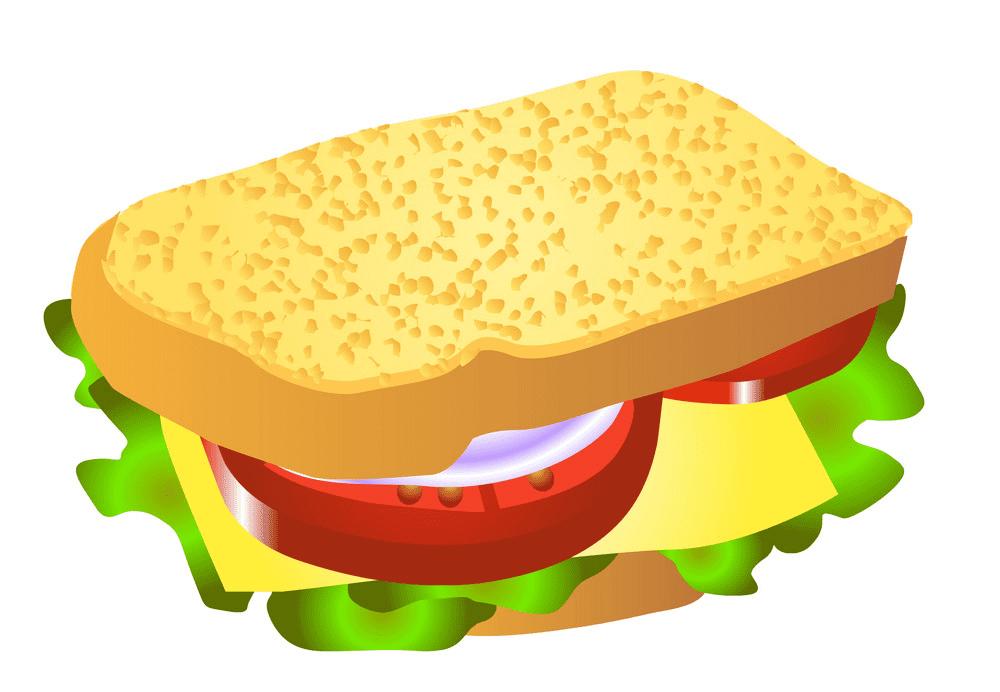 Sandwich clipart png image