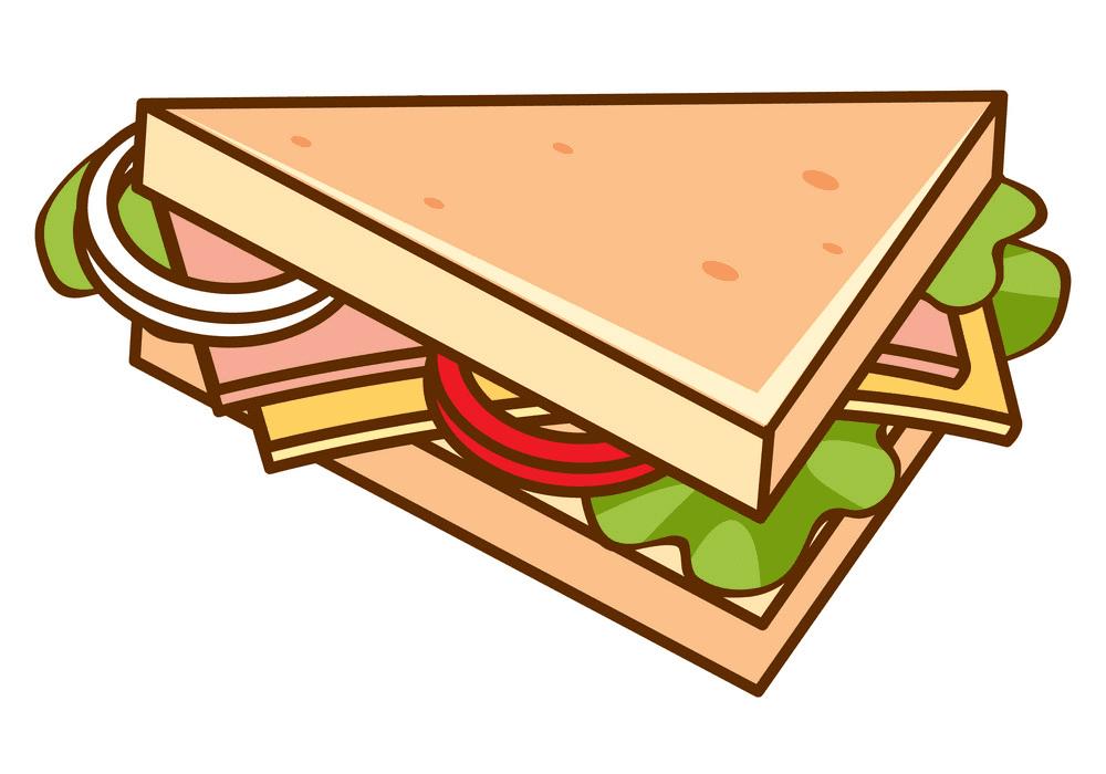 Sandwich clipart png images