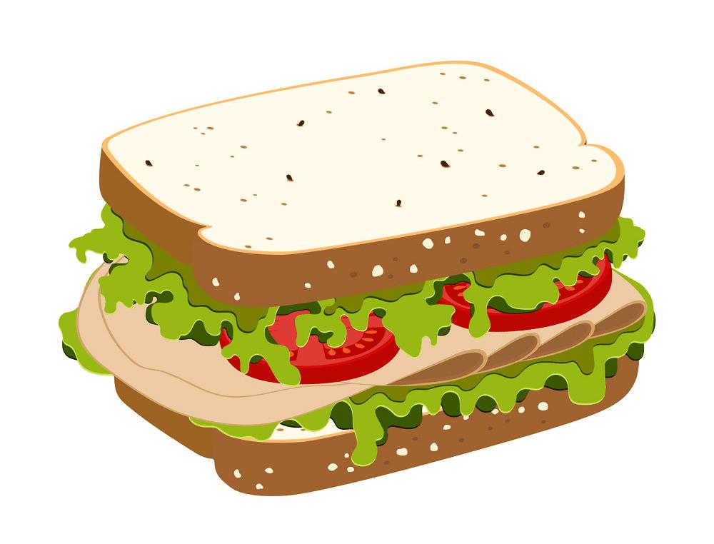 Sandwich clipart png