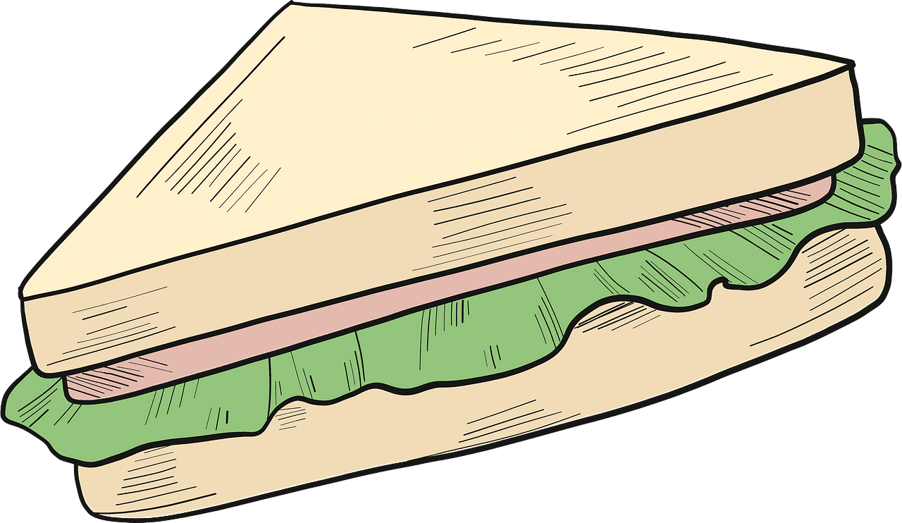 Sandwich clipart transparent 1