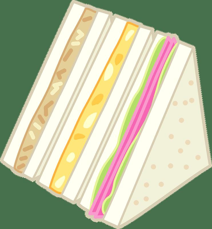 Sandwich clipart transparent 10