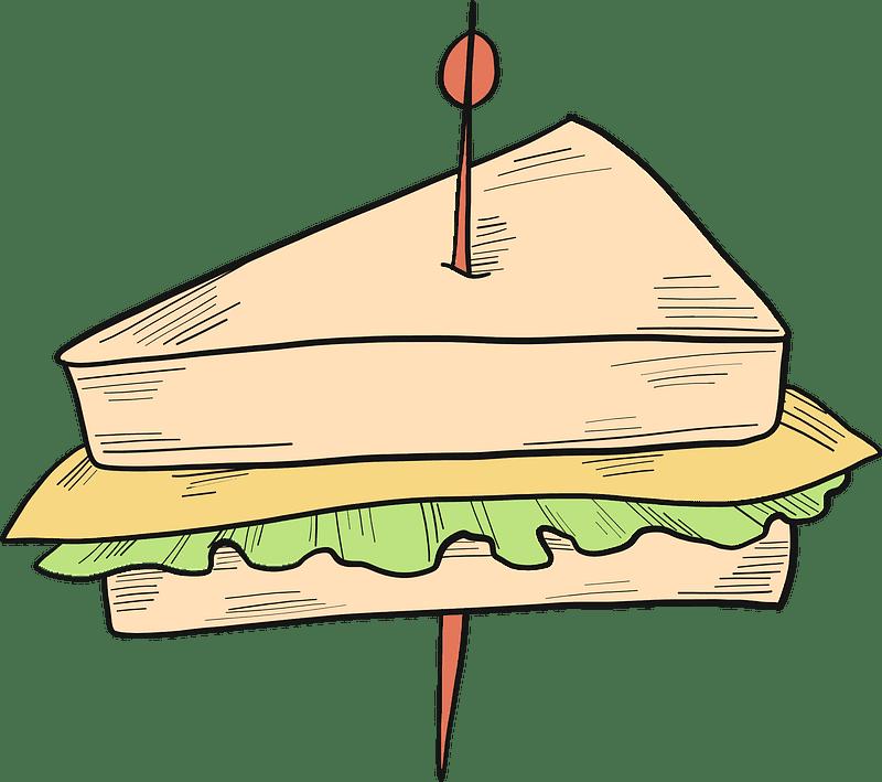 Sandwich clipart transparent download