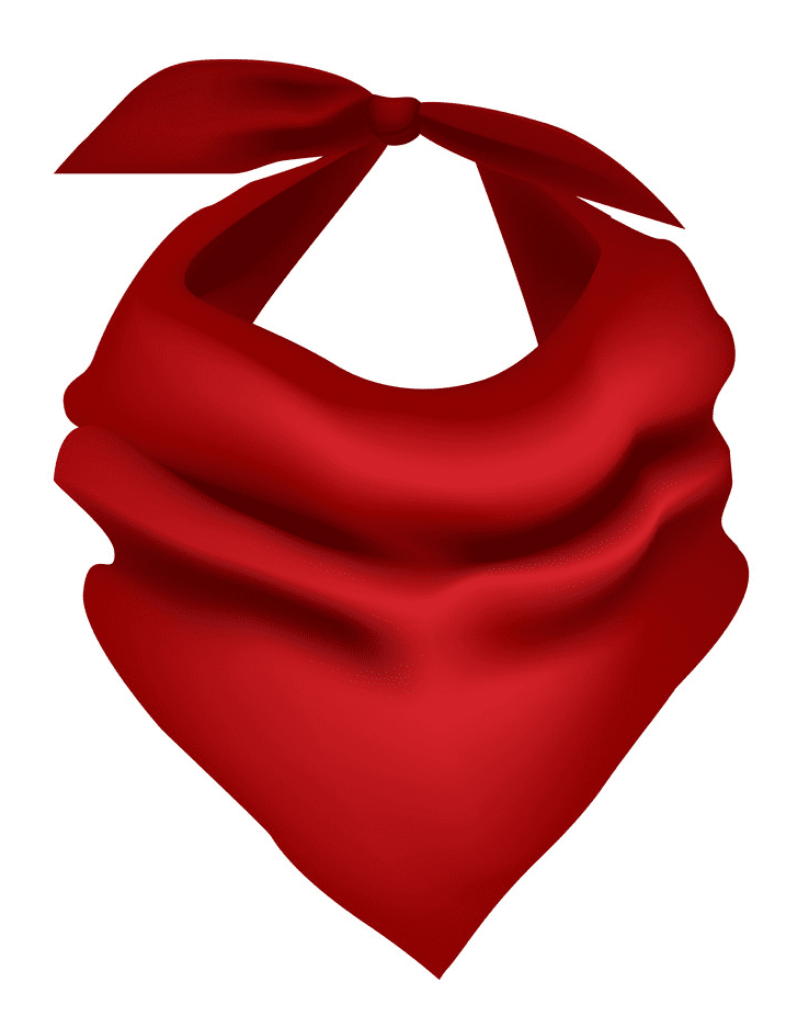 Scarf clipart free image