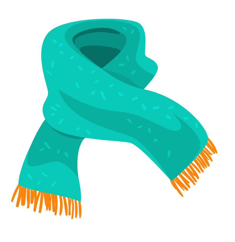 Scarf clipart images