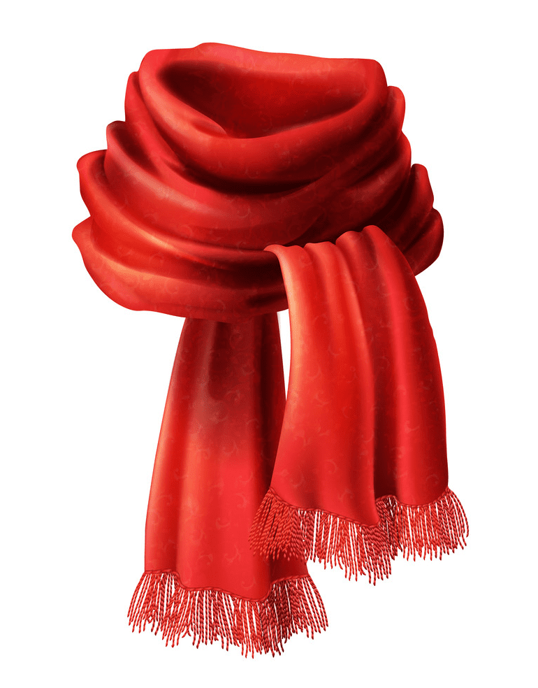Scarf clipart png free