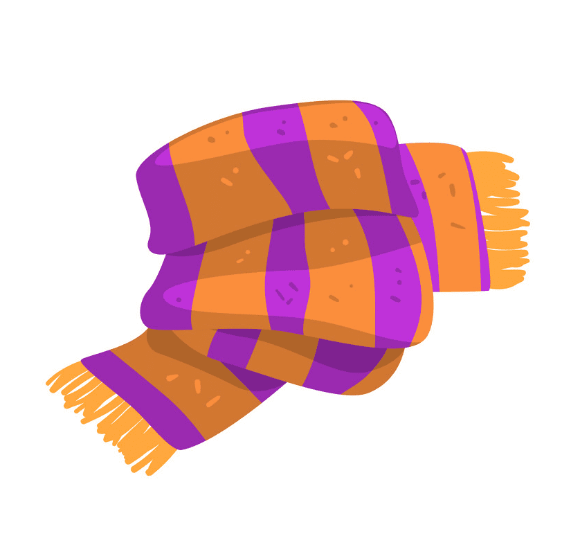 Scarf clipart png image